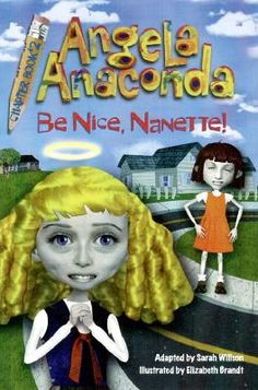 angela anaconda... weirdest show! forgot about this!