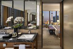 Pearl Tower Suite at Mandarin Oriental Pudong, Shanghai by Mandarin Oriental Hotel Group, via Flickr