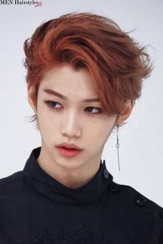 In the past few years, the advent of K-Pop has brought forward a very interesting and intriguing figure in the world of styling and fashion. We're talking about Korean men, of course! Find out 20 amazing korean hairstyles for men! Combover Hairstyles, Side Part Hairstyles, Easy Hairstyles, Side Part Haircut, Haircut And Color, Korean Men Hairstyle, Korean Hairstyles, Layered Haircuts, Haircuts For Men