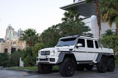 Mercedes-Benz HESS - Mercedes-Benz G63 6x6. by SG Automotive...