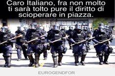 TERRA REAL TIME: Eurogendfor, i cani da guardia della dittatura finanziaria.