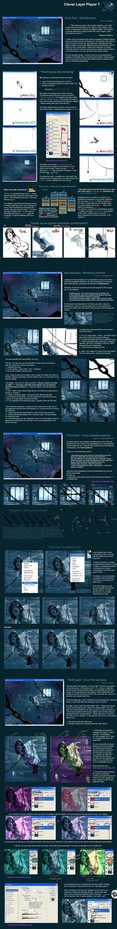 Tutorial 9 Clever layer player ? by AquaSixio on deviantART