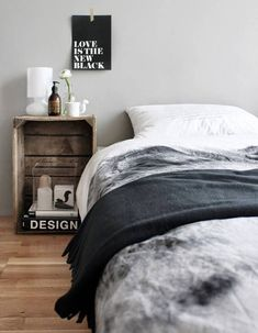 Design, Furniture and Decorating Ideas home-furniture. - Design, Furniture and Decorating Ideas home-furniture. Cosy Bedroom, Bedroom Decor, Master Bedroom, Let's Go To Bed, Decoracion Low Cost, Bedroom Styles, Furniture Making, Home Interior Design, Diy Home Decor