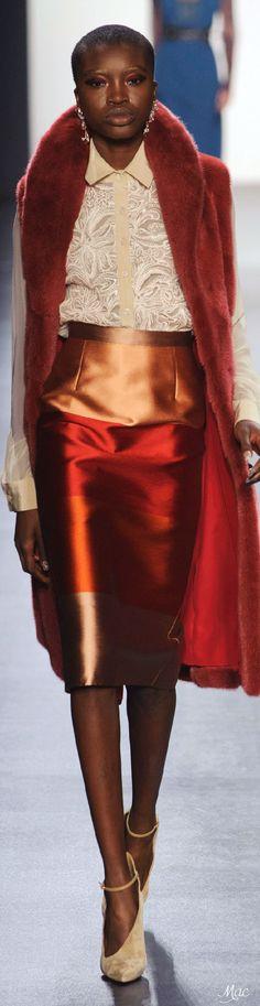 Fall 2016 Ready-to-Wear Bibhu Mohapatra