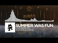 Love Back On - Summer Was Fun feat. Emelie Cyréus | Song Lyrics
