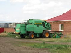 LANGEO.ORG: Фермерская техника. Farmyard.
