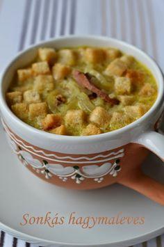 Gyorsan elkészíthető, finom, fűszeres leves a téli, hideg napokra. Talán a sonkán és a tejszínen kívül nincs is olyan hozzávalója, ami ne l...