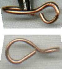 Corgi's Hook and Eye Clasp