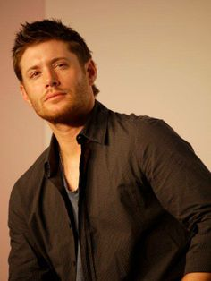 Jensen Ackles  - sexy as hell