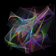 steampunk spirograph | ArtSwirl | A Blog appART