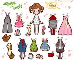Sock Dolls, Felt Dolls, Diy For Kids, Crafts For Kids, Paper Art, Paper Crafts, Paper Toys, Art Activities, Doll Accessories