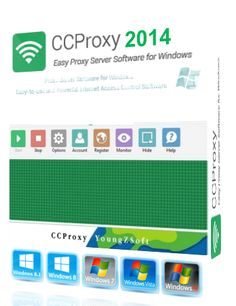 CCproxy 8.0 Crack and Serial Key Full Version Free Download