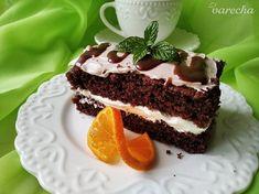 Čokoládový dezert s pomerančem - recept | Varecha.sk Treats, Cake, Sweet, Desserts, Food, Mascarpone, Sweet Like Candy, Candy, Tailgate Desserts