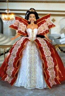1997 Special Occasion Dolls - View Wedding Barbie, Holliday Barbie & Anniversary Barbie Dolls | Barbie Collector