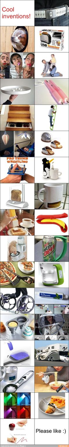 I want like all of the inventions