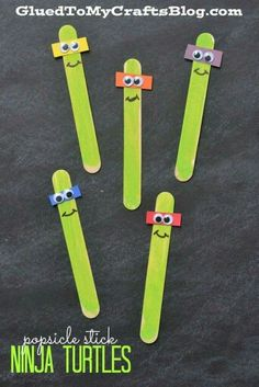 Lollypop turtles