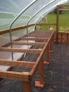 We enlist five outstanding best greenhouse ideas for beginners. These greenhouse ideas will enable you to devise strategies to shape the best possible model. Greenhouse Tables, Greenhouse Shelves, Diy Greenhouse Plans, Greenhouse Farming, Window Greenhouse, Best Greenhouse, Greenhouse Interiors, Backyard Greenhouse, Greenhouse Growing