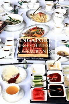 Singapore's Best Chinese Restaurants