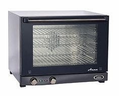 Convection Oven 1.75cu. It's a start...