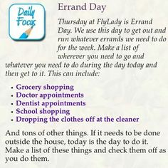 clean home tips Fly Lady Cleaning, Zone Cleaning, Cleaning Checklist, Cleaning Schedules, Planner Tips, Goals Planner, Flylady Control Journal, Cleaning Calendar, Fly Quotes