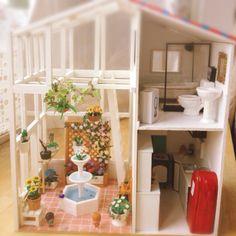 温室と、バスキッチン