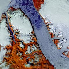 These Stunning Satellite Images Turn Earth Into Art | Science | Smithsonian
