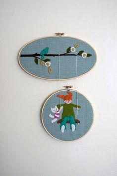 Little City Two-Hoops--Swing