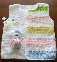 Baby Sweater Knitting Pattern, Knit Baby Sweaters, Baby Patterns, Sweater Knitting Patterns, Vintage Patterns, Pull Bebe, Crochet Curtains, Yarn Shop, Baby Cardigan