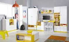 Detské izby - sektor | Zostava Mobi | maxnabytok