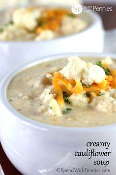 Creamy Cauliflower S