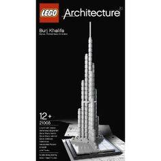 LEGO Architecture - Burj Kalifa