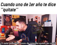 Funny Spanish Memes, Spanish Humor, Funny Relatable Memes, C Casandra Comics, Mexican Memes, Pinterest Memes, Book Memes, Youtubers, Haha