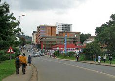 Suazilandia - Mbabané