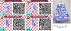 In honor of the re-release of Angelic Pretty's Misty Sky series, have some QR codes for the OP! ♥