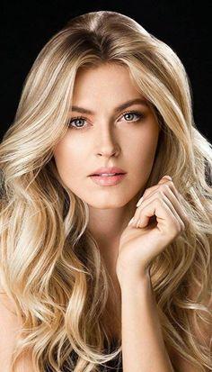Most Beautiful Faces, Beautiful Girl Image, Beautiful Eyes, Gorgeous Women, Beauty Full Girl, Beauty Women, Blonde Beauty, Hair Beauty, Natural Dark Blonde