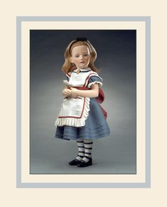 R. John Wright Presents: Alice in Wonderland from the 'Alice in Wonderland' Collection - R. John Wright, Bennington, VT