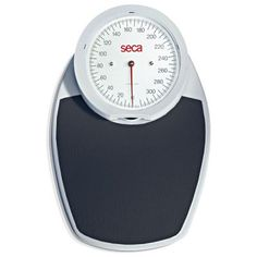 This scale with its classic design make a good impression in every setting. Asturdy, powder-coated steel casing, a round dial scale and a low-maintenancetread area made of black faux leather - what else do you need for convenientweighing? Floor Scale, Personal Scale, Location, Cooking Timer, Scale Models, Health And Beauty, Brand New, Ebay, Design