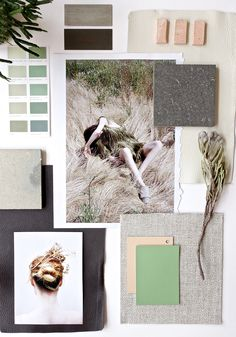Eclectic Trends-my March mood board
