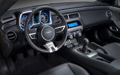 Interieur Chevrolet Camaro Convertible | Kooter\'s Favorite Cars ...