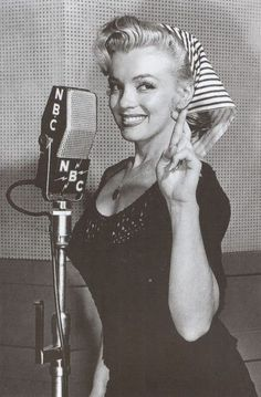 Marilyn Monroe [click image to DLPs You-Tube Channel/Production & Producers]