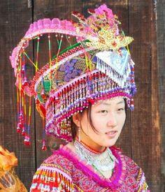 vietnamese headdress - Google Search