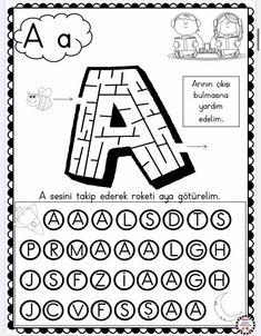 Pre School, Preschool Activities, Homework, Worksheets, Alphabet, How To Plan, Words, Children, Early Education