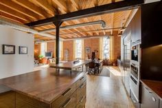 Custom River Place Loft Might be Among the Best in Detroit - On the Market - Curbed Detroit