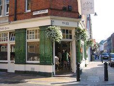 The Garrison Gastropub 99 Bermondsey Street, London