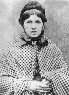 Mary Ann Cotton (1832-1873) British serial killer convicted of murdering twenty-one people via arsenic poison