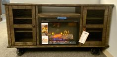 On sale for only $839 Dimplex Fireplace, Fireplace Heater, Fireplace Mantels, Media Consoles, Liquor Cabinet, Storage, Furniture, Home Decor, Purse Storage