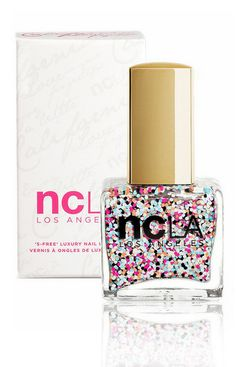 This Party Never Ends Nail Lacquer http://shop.nylon.com/collections/whats-new/products/this-party-never-ends NYLONshop