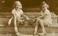 Prinzessinnen Astrid und Ragnhild von Norwegen, Princesses of Norway   Flickr - Photo Sharing!