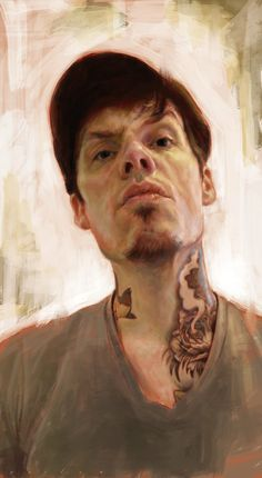 Jason Seiler || Self Portrait