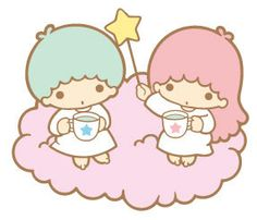 4月は大忙し?☆ の画像|LittleTwinStars Official★Blog Kiki&Lala Dreamy Diary